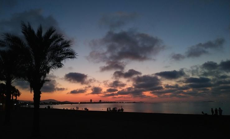 Mar Menor de Noche